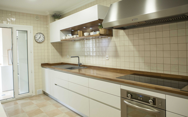 Muebles de cocina en Zaragoza | Nuevo Hogar